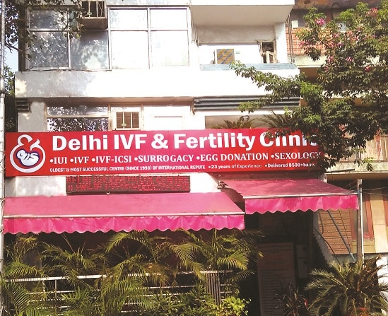 Delhi IVF and Fertility Research Centre