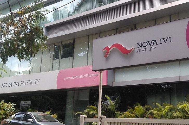 Nova IVI fertility clinic